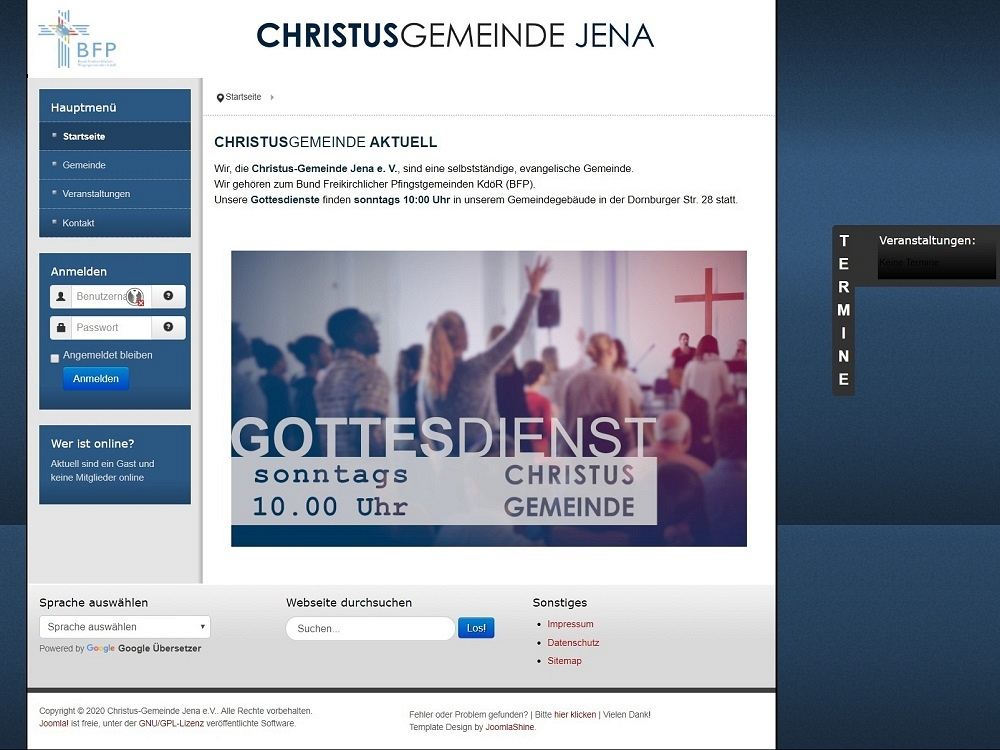 Version 2 ab 04/2014 (Joomla 3.x)