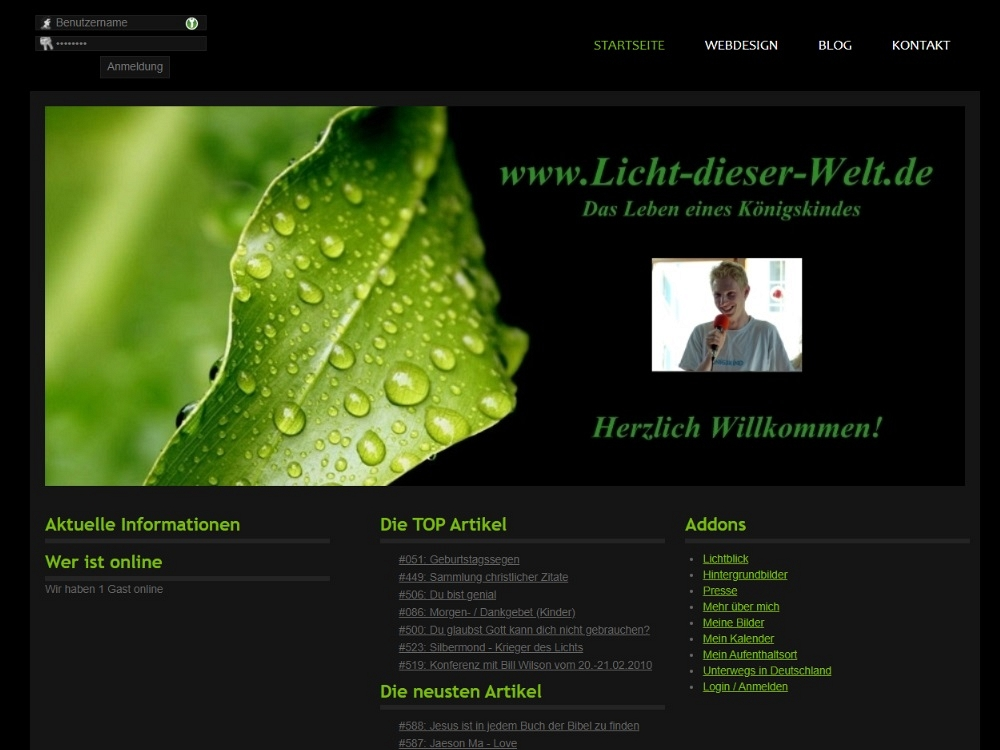 Multi-Template - Version 2 ab 06/2007 (Joomla 1.5)